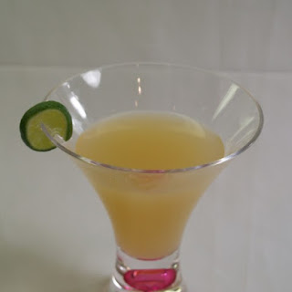 Freezer Lime Daiquiris