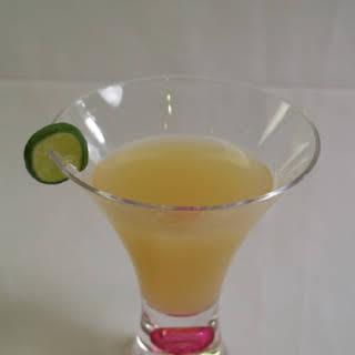Freezer Lime Daiquiris.