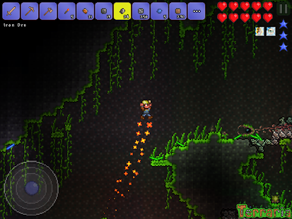 Terraria.- screenshot thumbnail