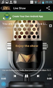 Radio Ava- screenshot thumbnail