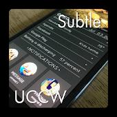 UCCW Skin Subtle theme