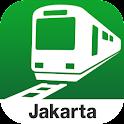 Transit ジャカルタ KRL by NAVITIME
