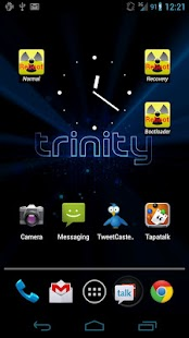Trinity Kernel Toolbox - screenshot thumbnail