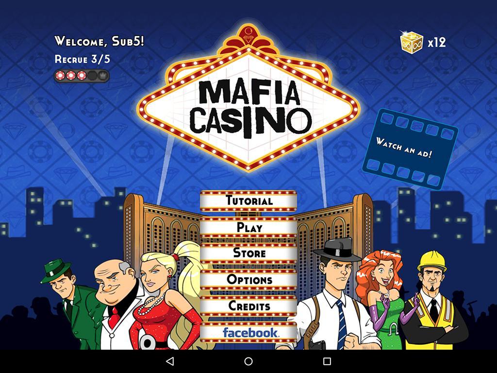 casino mafia