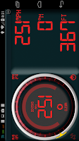 Screenshot of Gps Speedometer
