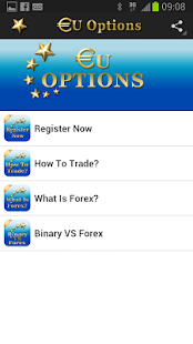 EUOptions - screenshot thumbnail