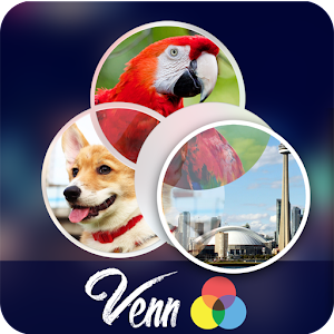 Venn Free Trial: Circle Jigsaw - try the new jigsaw puzzle reinvented