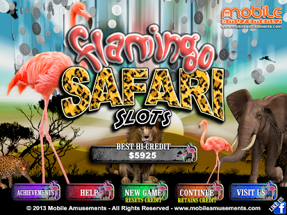 Flamingo Jungle Safari Slots Meerkat Money FREE- screenshot thumbnail