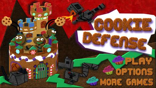 【免費策略App】Cookie Defense-APP點子