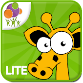 Animals Sliding Puzzle Lite