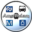 Amsterdam Public Transport Pro icon