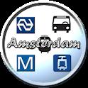 Amsterdam Public Transport Pro icon