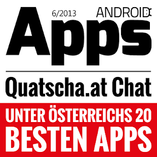 Quatscha.at Chat - screenshot thumbnail