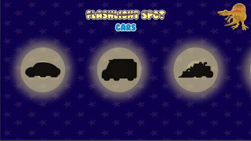 Flashlight Cars Puzzles