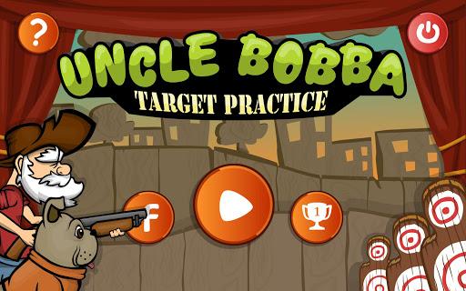 Uncle Bobba - Target practice
