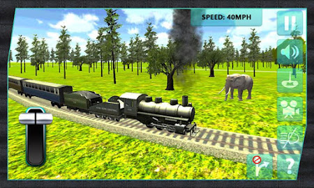 Real Train Driver Simulator 3D 1.0.3 screenshot 110726