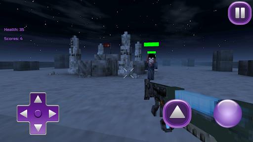 Space Craft Gun 3D