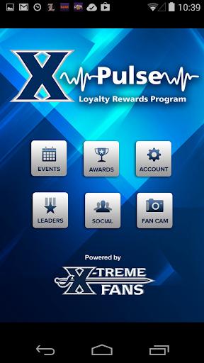 X-Pulse Student Loyalty Reward
