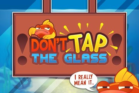 Don 39 t tap the glass a very moody fish hack cheats for Tap tap fish cheats