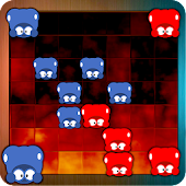 Virus War Puzzle Game