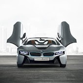 BMW i8 Spyder Live Wallpaper