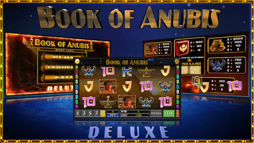 Book of Anubis Deluxe - paid