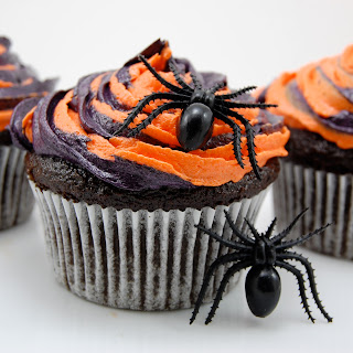 Black Magic Cupcakes