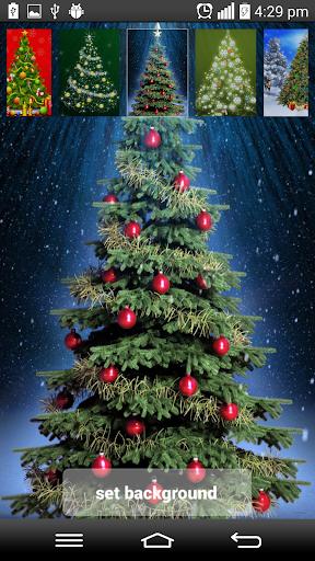 【免費娛樂App】Christmas Tree Live wallpapers-APP點子