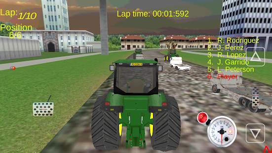 Tractor Driving 3D