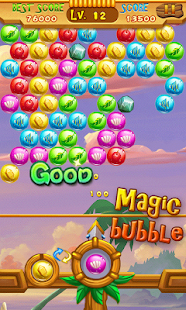 Bubble Shoot Star
