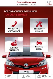 Toyota Service- screenshot thumbnail