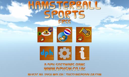 Hamsterball Sports