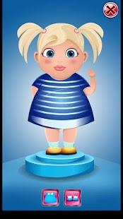 【免費街機App】说到娃娃 - 换装-APP點子