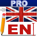 English Dictation (PRO) icon