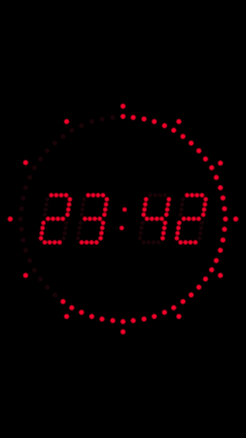 Studio Clock - screenshot