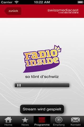 【免費音樂App】SwissMediaCast-APP點子