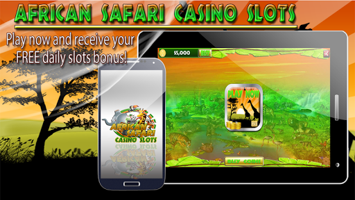 African Safari Slot