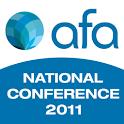 AFA 2011 logo