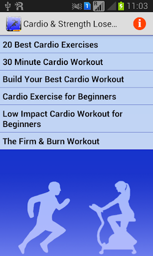 Cardio Strength Lose Weight