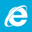 Fake Internet Explorer icon