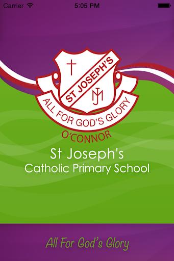 St Joseph's CPS O'Connor