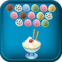 Ice Cream Bubbles Shooter icon
