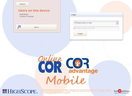 OnlineCOR Mobile- screenshot thumbnail