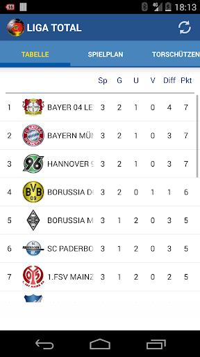LigaTotal - Bundesliga Live
