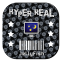 HyperReal Wallpaper- Jellyfish
