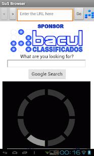 SuS Browser - náhled