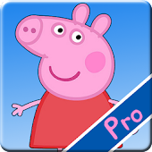 Peppa Pig baby puzzles PRO