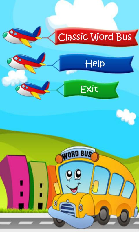 Word Bus - screenshot