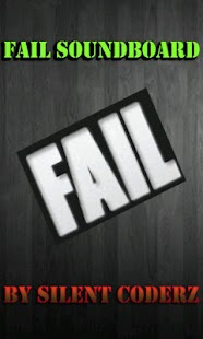 EPIC FAIL Soundboard- screenshot thumbnail