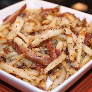 Basil Baked Fries